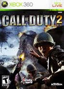 Call of Duty 2 - Xbox 360 Game