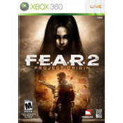 FEAR 2 Project Origin - Xbox 360 Game