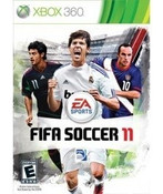 Fifa Soccer 11 - Xbox 360 Game