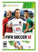 Fifa Soccer 12 - Xbox 360 Game