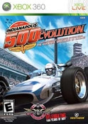Indianapolis 500 Evolution - Xbox 360 Game