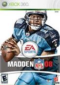Madden NFL 2008 - Xbox 360 Game
