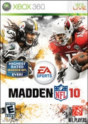 Madden NFL 10 - Xbox 360 Game