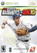 MLB 2K10 - Xbox 360 Game