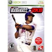 MLB 2K8 - Xbox 360 Game