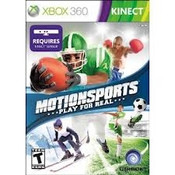 Motion Sports - Xbox 360 Game