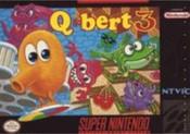 Q*Bert 3- SNES Game