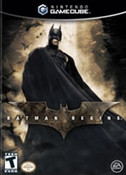 Batman Begins - GameCube Game
