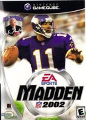 Madden 2002 - GameCube Game