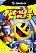 Pac-Man World 3 - GameCube Game