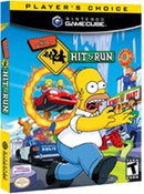 Simpsons Hit & Run - GameCube Game
