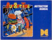 Burgertime - NES Manual