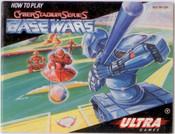 Cyber Stadium Series: Base Wars - NES Manual