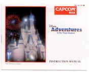 Adventures in the Magic Kingdom, Disney's - NES Manual