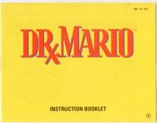 Dr. Mario - NES Manual