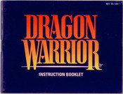 Dragon Warrior - NES Manua