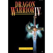 Dragon Warrior IV EH Manual For Nintendo NES
