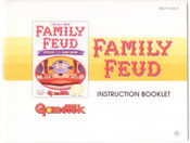 Family Feud - NES Manual