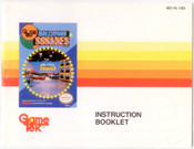 Hollywood Squares - NES Manual
