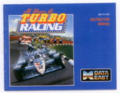Al Unser Jr. Turbo Racing - NES Manual