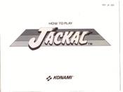 Jackal - NES Manual