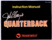 John Elway's Quarterback Football - NES Manual