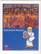 Journey To The Promised Land:Exodus - NES Manual