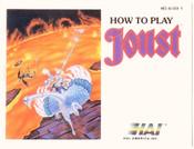 Joust - NES Manual