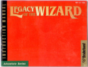 Legacy of the Wizard - NES Manual