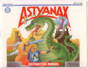 Astyanax - NES Manual
