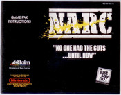 NARC - NES Manual