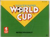 Nintendo World Cup - NES Manual