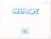 PaperBoy - NES Manual
