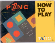 Puzznic - NES Manual