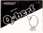 Q*bert - NES Manual