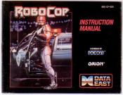 RoboCop - NES Manual