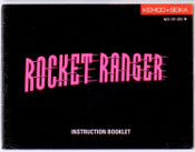 Rocket Ranger - NES Manual