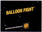 Balloon Fight - NES Manual