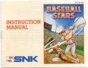 Baseball Stars - NES Manual