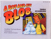 A Boy and His Blob - NES Manual