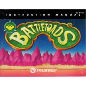Battletoads - NES Manual