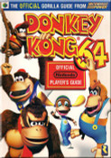 Player's Guide Donkey Kong 64 N64  - Official Nintendo 64
