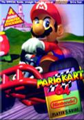 Player's Guide Mario Kart 64 N64  - Official Nintendo 64