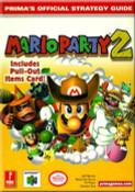 Strategy Guide Mario Party 2 - Prima N64 Nintendo 64