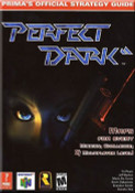 Strategy Guide Perfect Dark - Prima N64 Nintendo 64