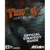 Strategy Guide Turok 2 - N64 & Game Boy
