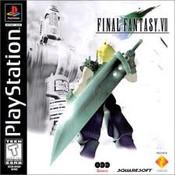 Complete Final Fantasy VII - PS1 Game