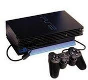 Sony Playstation 2 PS2 with 1 Controller