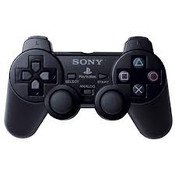 Dual Shock 2 - Original Black Controller PS2
