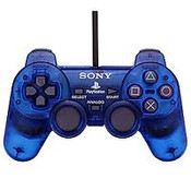 Dual Shock 2 - Original Blue Controller PS2